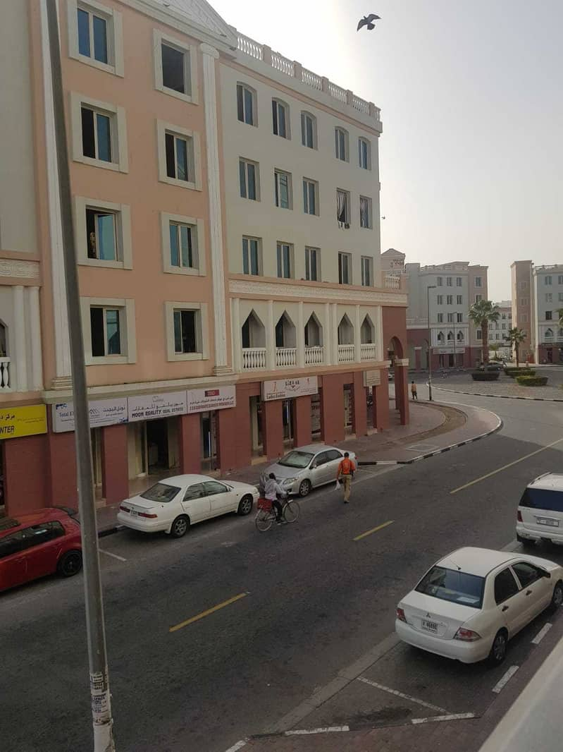 Available in  Cheques   Studio Without Balcony   England  Cluster   For Rent