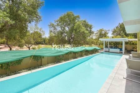 فیلا 4 غرف نوم للبيع في عقارات جميرا للجولف، دبي - 4 Bed | Golf Course View | Large Basement
