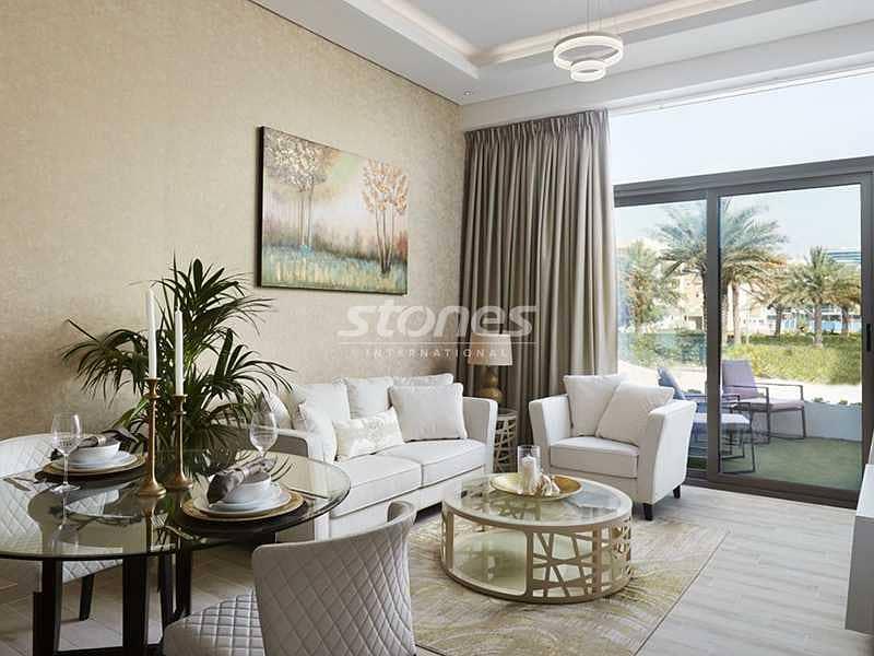 2 Huge Layout | Pool View | Elegant Design