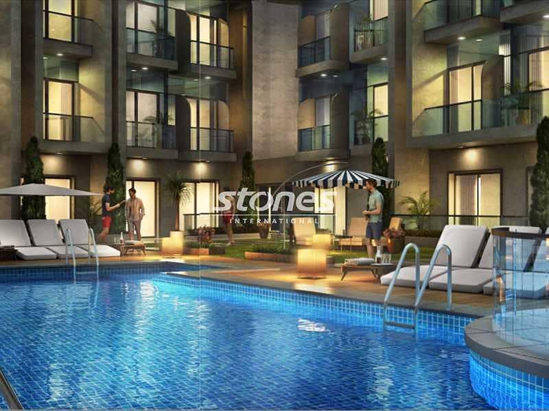 10 Huge Layout | Pool View | Elegant Design