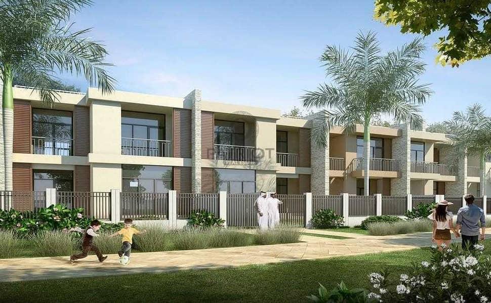 Brand New 4 Bedroom Villa | Best Location | Motor city