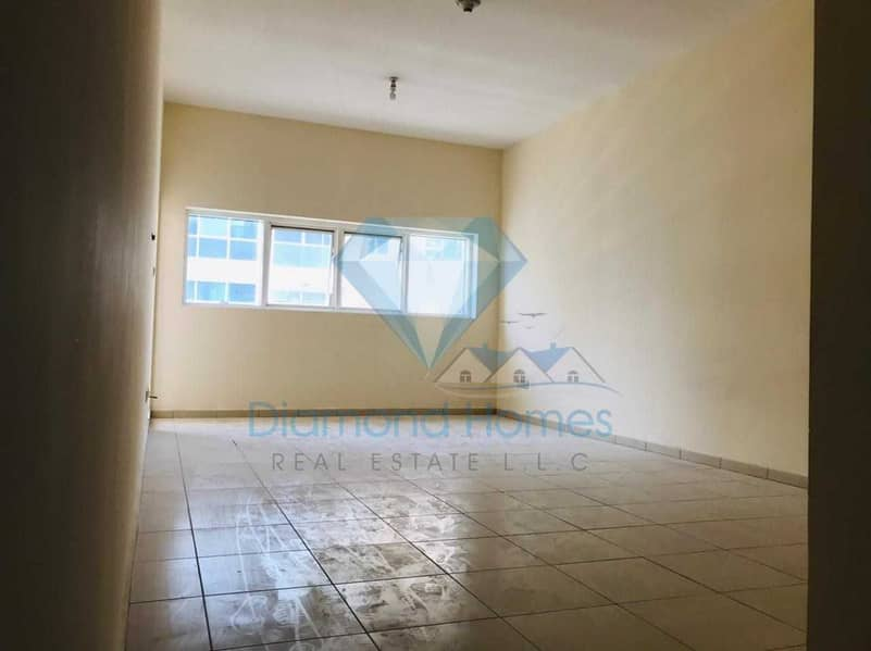 Spacious Big Size Two Bedroom Apartment For Sale  with Garden View