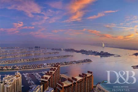 استوديو  للبيع في نخلة جميرا، دبي - Price Below OP | Studio | Handover October
