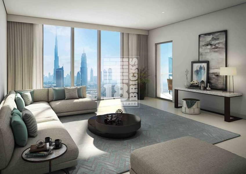 2 Outstanding Burj Khalifa View   Corner Unit