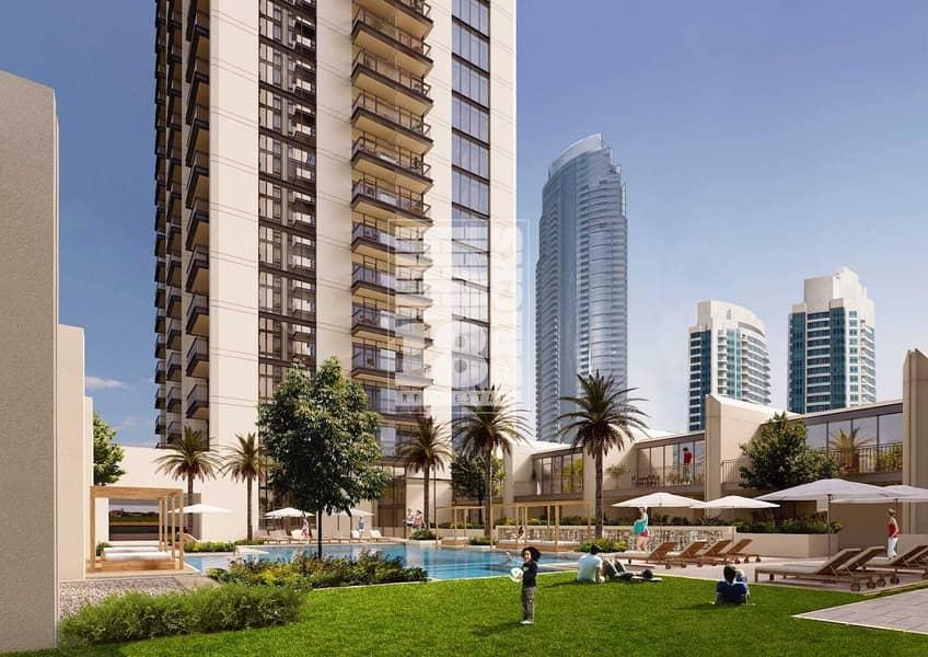 10 Outstanding Burj Khalifa View   Corner Unit