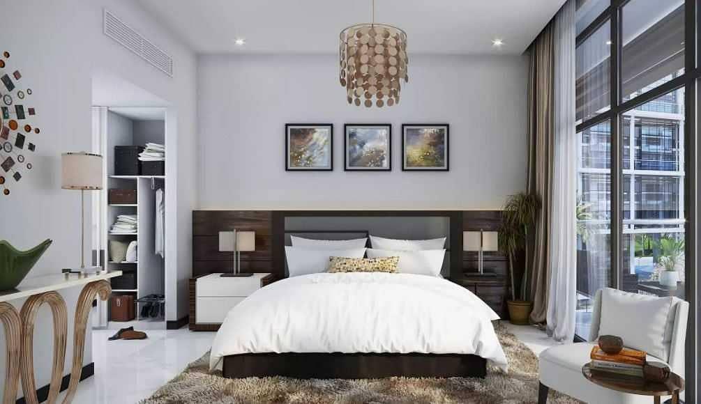 شقة في الواحة ريزيدنس 2 الواحة ريزيدنس مدينة مصدر 1 غرف 838725 درهم - 5393085