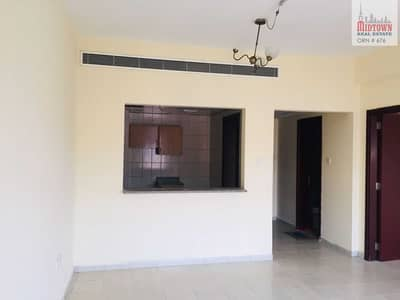 1 Bedroom Apartment for Rent in International City, Dubai - Hot deal for one bedroom with balcony near bus stop