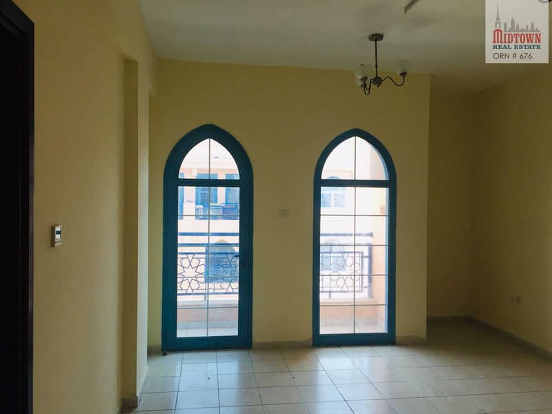 2 Hot deal for one bedroom with balcony near bus stop