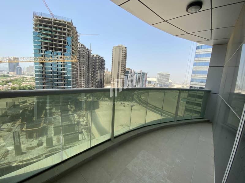 2 Semi Furnished | Fully Upgraded  | Huge Balcony