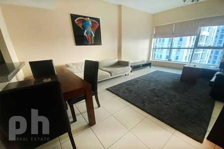 شقة 1 غرفة نوم للايجار في دبي مارينا، دبي - Chiller Free | Marina View | Available now