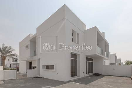 4 Bedroom Townhouse for Rent in Mudon, Dubai - Corner Close To Pool 4 BR + Maid's Room 140K
