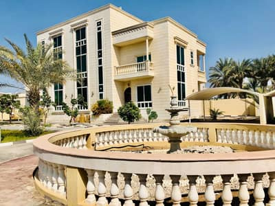6 Bedroom Villa for Rent in Mohammed Bin Zayed City, Abu Dhabi - Outstanding Huge Villa in Family Compound AED 135k