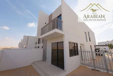 3 Bedroom Villa for Sale in DAMAC Hills 2 (Akoya Oxygen), Dubai - Type R2 EM | Tenanted | Single Row | Well Located