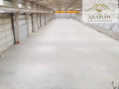 Warehouse for Rent in Dubai Airport Freezone (DAFZA), Dubai - Brand new   Ideal for Industries or Processing Units   Free zone area