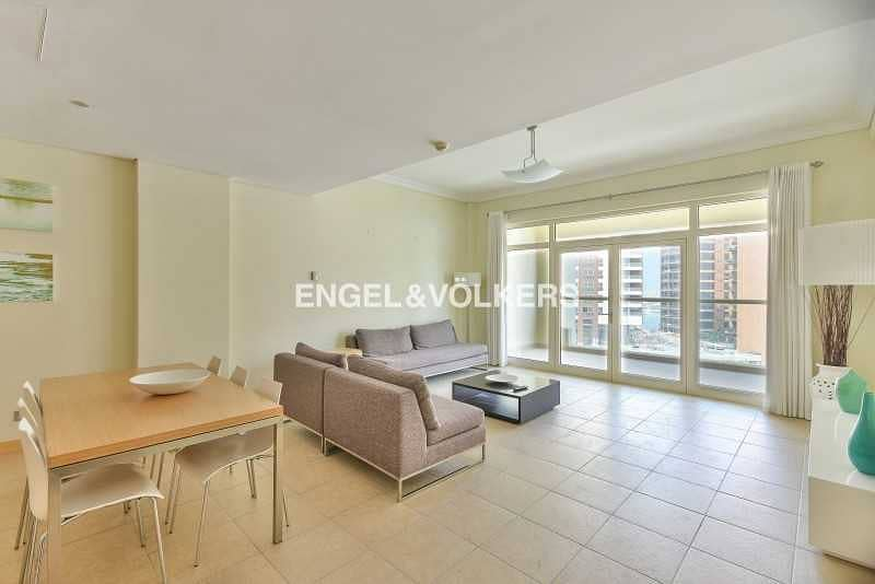 Fully Furnished | High Floor | Chiller Free