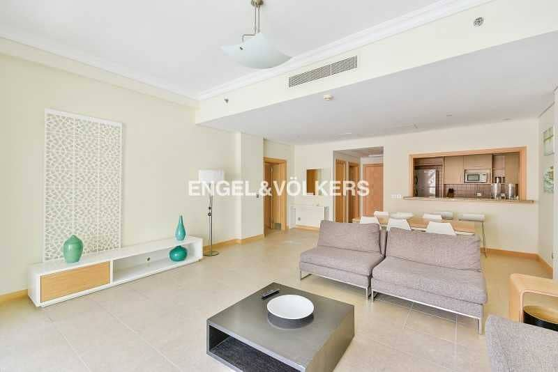 2 Fully Furnished | High Floor | Chiller Free