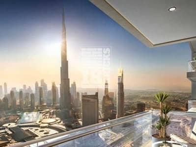 3 Bedroom Apartment for Sale in Downtown Dubai, Dubai - Corner Unit | High Floor | Burj & Creek View