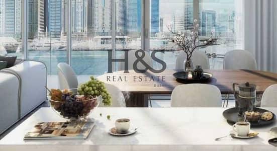 فلیٹ 2 غرفة نوم للبيع في دبي هاربور، دبي - Beach Living  | Huge Unit | Emaar Beachfront