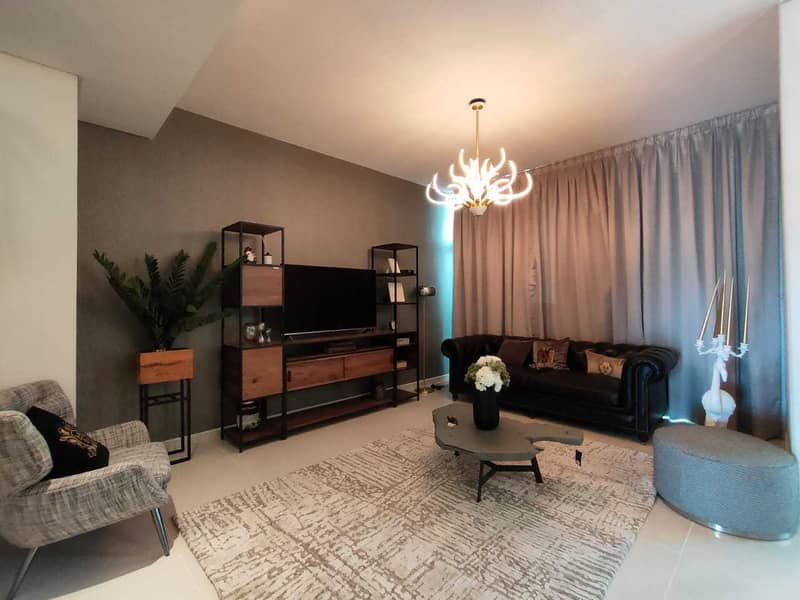 Fully furnished  Best Deal  3+M ready townhouse