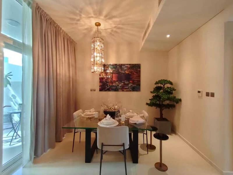 2 Fully furnished  Best Deal  3+M ready townhouse