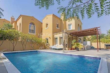 2 Bedroom Villa for Sale in Arabian Ranches, Dubai - Palmera 3 bedroom | Upgraded | Pool | Single row