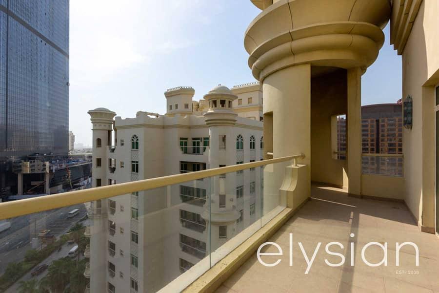 16 Stunning 3 Bedroom   High Floor   Available Oct