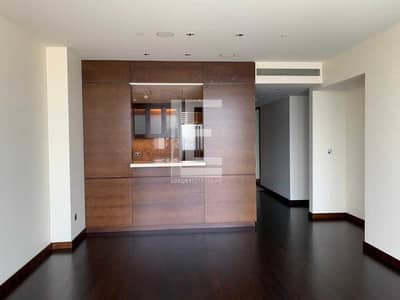 2 Bedroom Apartment for Rent in Downtown Dubai, Dubai - On Higher Floor | Sea View | Type M