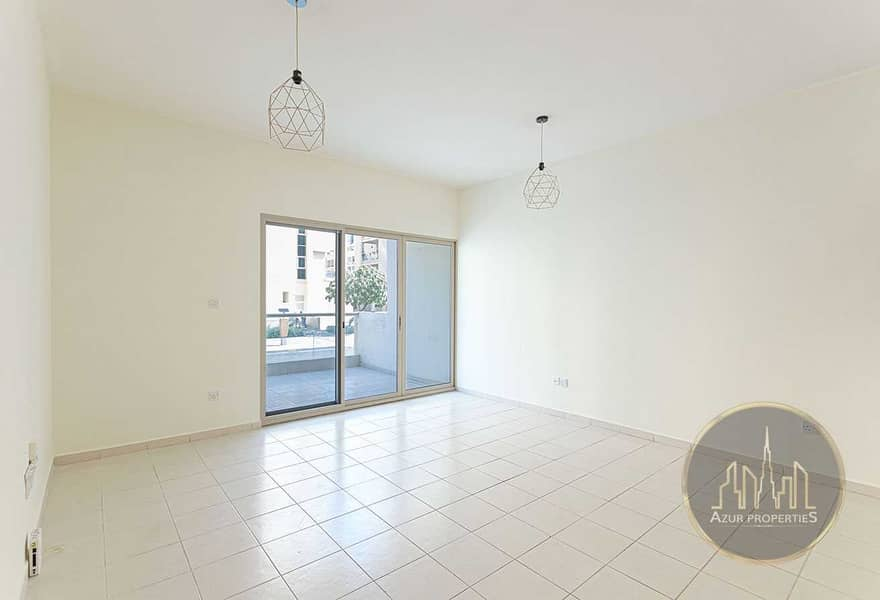 Spacious 1br Ground Floor with Large Terrace
