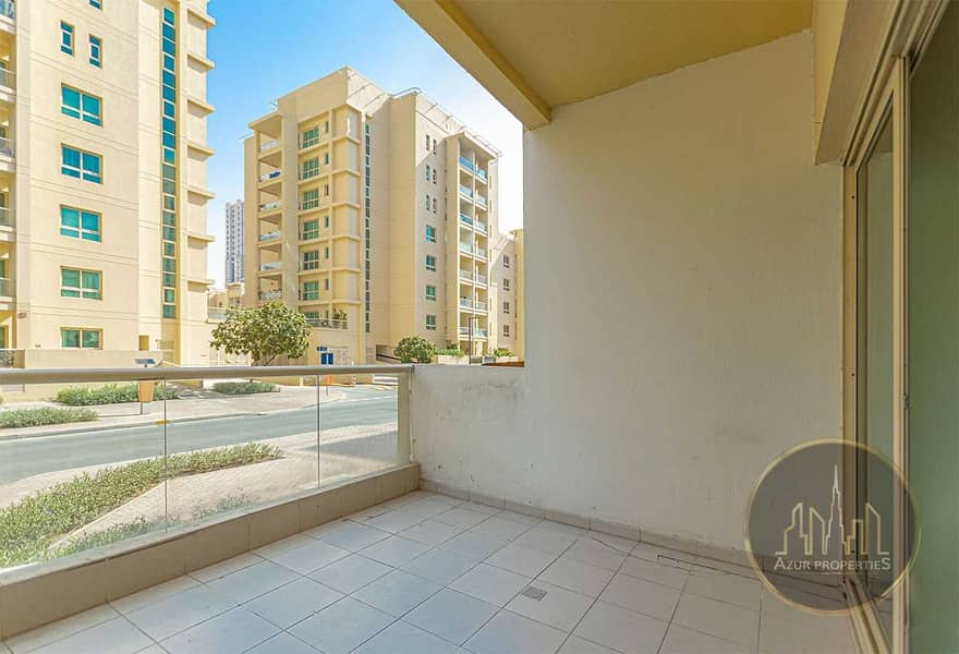 2 Spacious 1br Ground Floor with Large Terrace