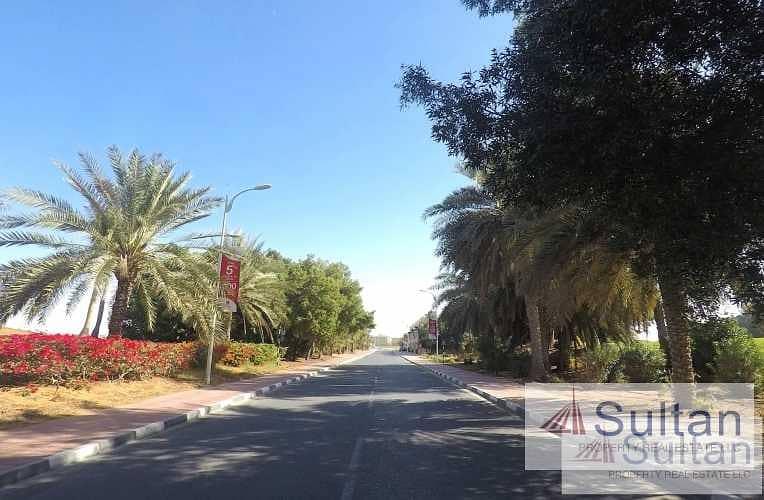 Beautiful Studio For Rent In Golf Apartments Al Hamra