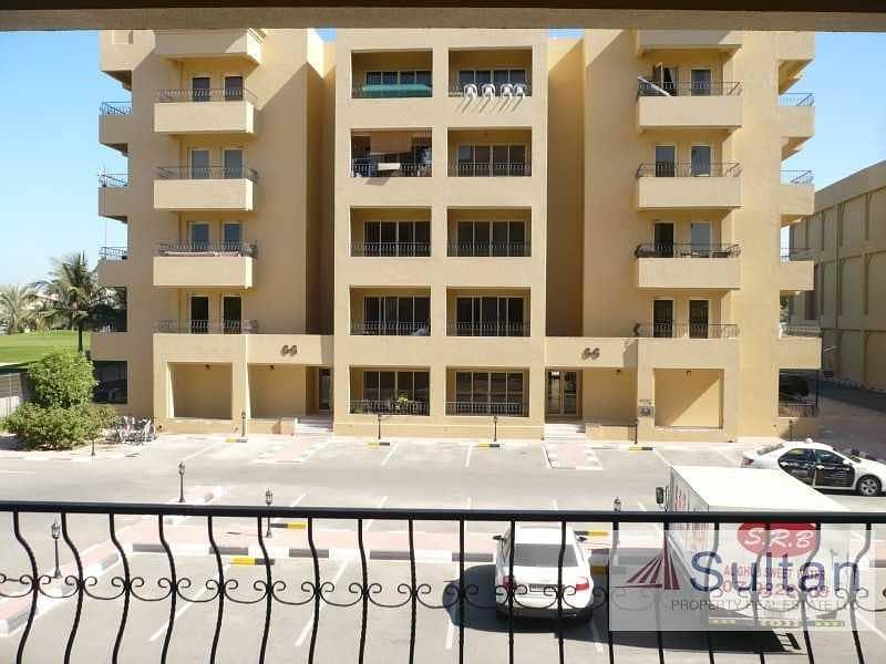 12 Beautiful Studio For Rent In Golf Apartments Al Hamra