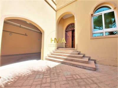 5 Bedroom Villa for Rent in Al Nahyan, Abu Dhabi - spacious luxury villa - separated - Al Nahyan