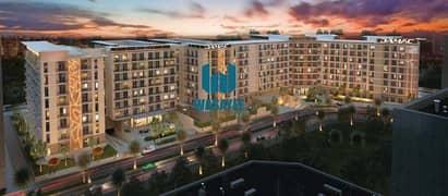 شقة في بناية سيليستيا دبي وورلد سنترال 2 غرف 900000 درهم - 5393477