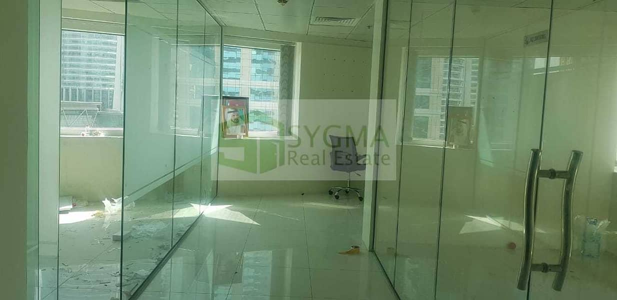 2 Fitted Office | Close to Metro | Low Floor
