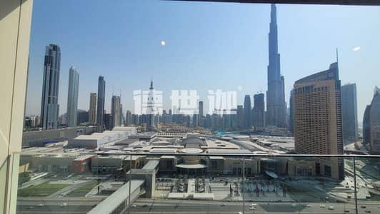 فلیٹ 3 غرف نوم للايجار في وسط مدينة دبي، دبي - 3BR + Maid / Full Burjkhalifa Full Fountain View / High quality and finishes