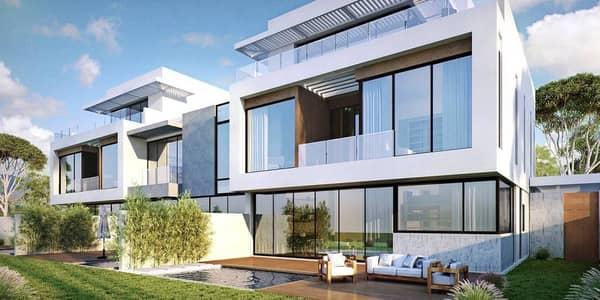 3 Bedroom Villa for Sale in Jumeirah Golf Estate, Dubai - Off plan | golf course 3 bed villa |Pool