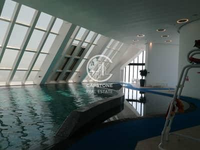 فلیٹ 1 غرفة نوم للايجار في المركزية، أبوظبي - شقة في برج محمد بن راشد - مركز التجارة العالمي المركزية 1 غرف 85000 درهم - 5388357