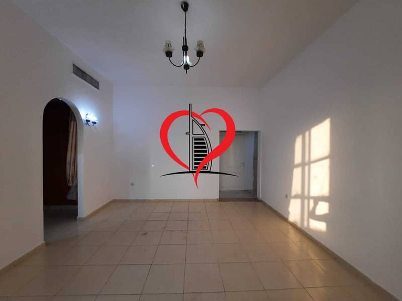BIG STUDIO WITH SEPARATE KITCHEN AND BATHROOM LOCATED AT AL NAHYAN.