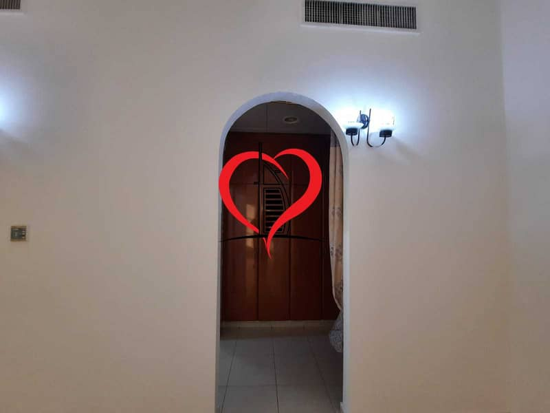 2 BIG STUDIO WITH SEPARATE KITCHEN AND BATHROOM LOCATED AT AL NAHYAN.