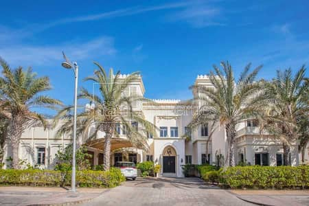 6 Bedroom Villa for Sale in Palm Jumeirah, Dubai - Upgraded Signature Villa | Gallery View | Vacant