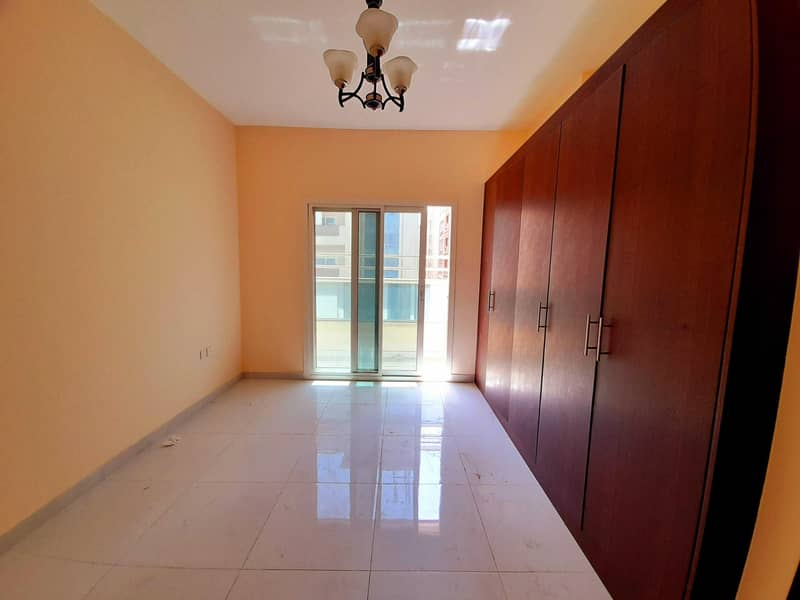 Well Designed 2br = WARDROBES = BALCONY JUST 33K IN MUWAILEH COMMERCIAL SHARJAH