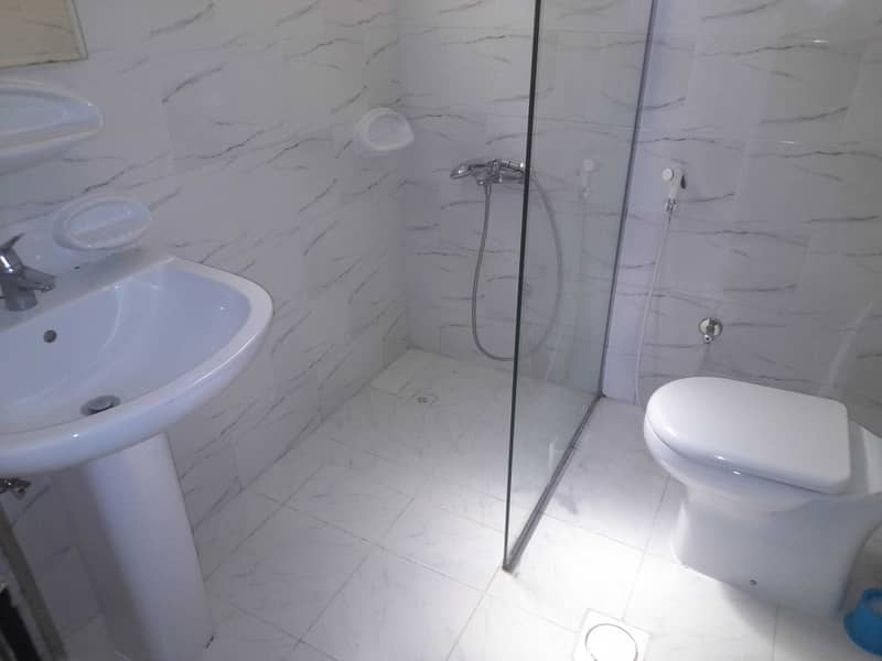 12 WELL FINISHING 2BR  BALCONY   CHEAP PRICE 35K IN MUWAILEH COMMERCIAL SHARJAH