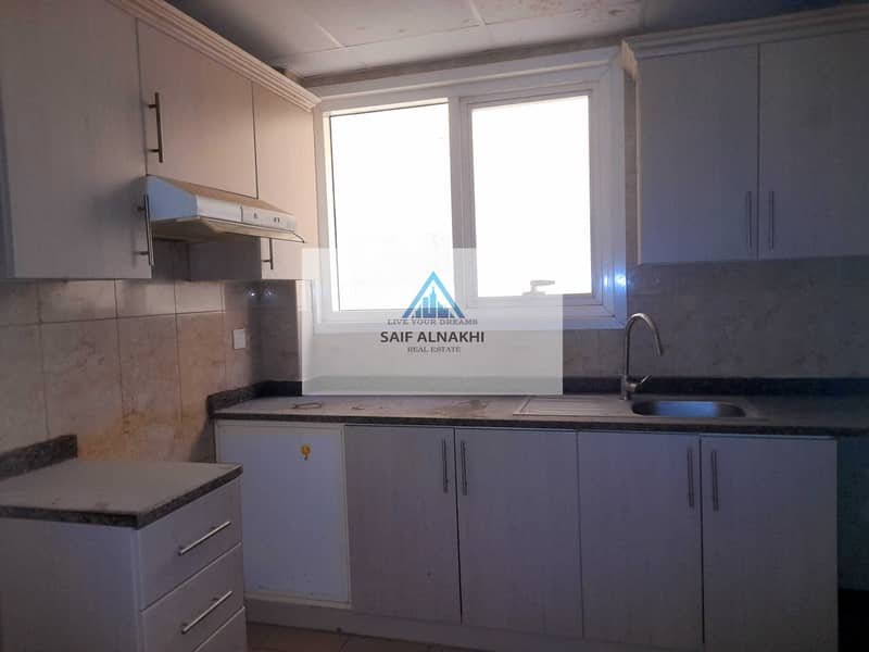 9 WELL DESIGNED 2BR = BALCONY | WARDROBES JUST 32K IN MUWAILEH COMMERCIAL SHARJAH