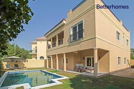 5 Bedroom Villa for Rent in The Villa, Dubai - Exclusive | Unfurnished | Mazaya A1 | Vacant