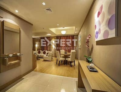 2 Bedroom Hotel Apartment for Rent in DIFC, Dubai - Fully Furnished I Next to Metro I Monthly Option Available