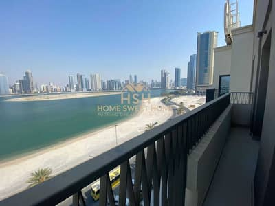 شقة 2 غرفة نوم للبيع في الخان، الشارقة - Modern & Luxury sea view 2 Bedrooms