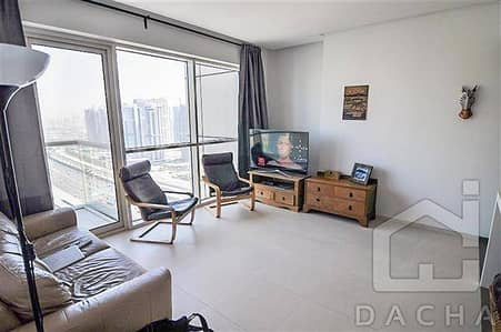 1 Bed - High floor – Partial Marina View