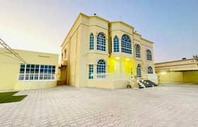 8BEDROOMS HALL MAJLIS MAIDROOM WITH MULHIQ 17000SQF FOR SALE AL NAOF SHAJRJAH
