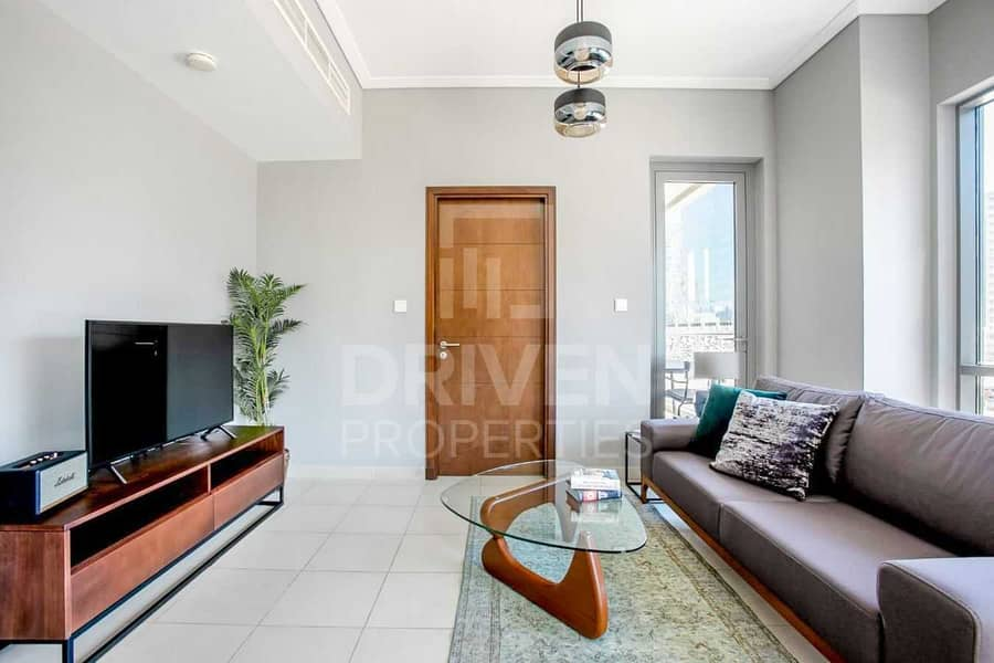 High Floor | Upgraded and Spacious Layout