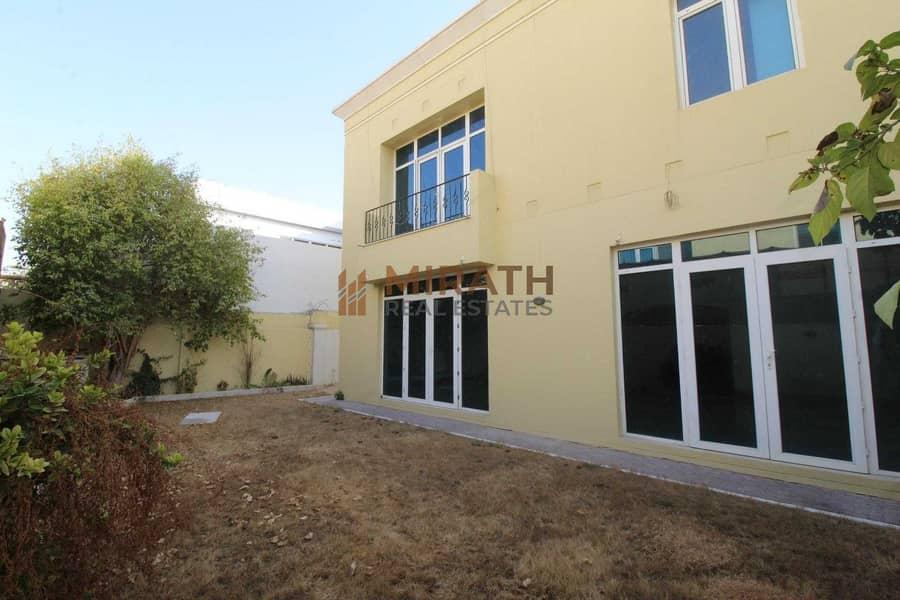 11 Amazing 5BR Villa | Semi-detached |Private Garden
